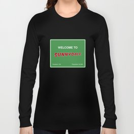 Welcome to Sunnydale Long Sleeve T-shirt