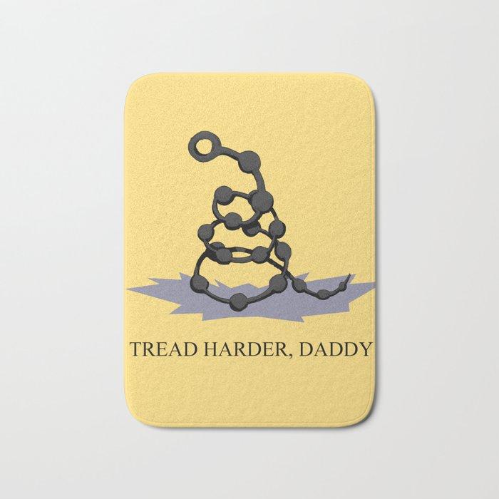 Tread Harder Bath Mat