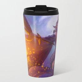 Moon Sorceress Travel Mug