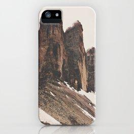 Three Rocks iPhone Case