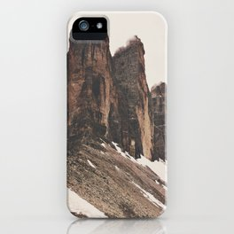 Three Rocks iPhone Case