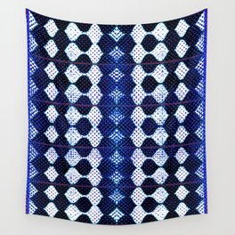 Harlequin/Eggcrate Wall Tapestry