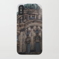 castle in the sky iPhone & iPod Cases featuring Castle by Snail,Snail