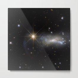 NGC 7250 Metal Print