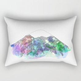 Hatch Mountain Rectangular Pillow