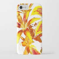 lily iPhone & iPod Cases featuring Lily by ANoelleJay