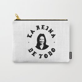 LA REINA DE TODO Carry-All Pouch