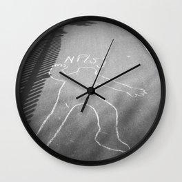 Nils Wall Clock