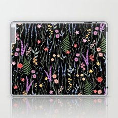 The meadows colorful floral pattern Laptop & iPad Skin