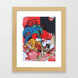 """""""Fra Mauro"""" Framed Art Print"""