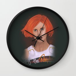 Doesn't mean we are bound for life. Wall Clock