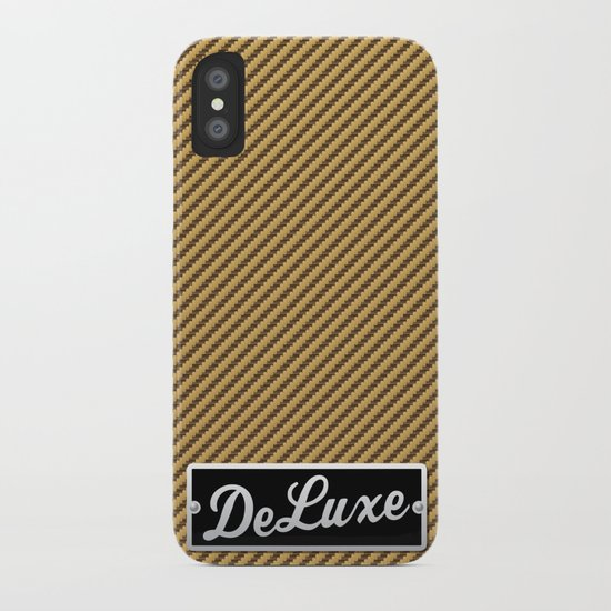 Vintage Tweed iPhone Case