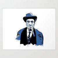 snl Art Prints featuring Fred Armisen by deathtowitches