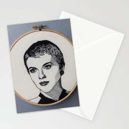 Old Hollywood Portrait #4 Stationery Cards