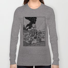 The King is Dead Long Sleeve T-shirt