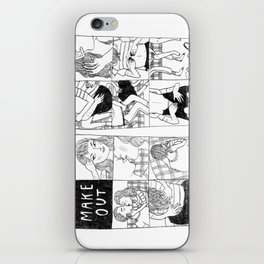Make Out iPhone Skin