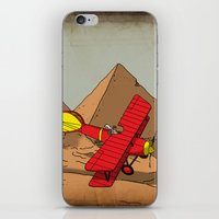 dreamer iPhone & iPod Skins featuring Dreamer by Janko Illustration