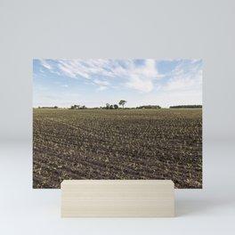 Corn Field 5 Mini Art Print