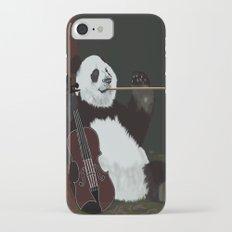 panda violinist Slim Case iPhone 7