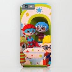 Turtle Boy's Gang iPhone 6s Slim Case