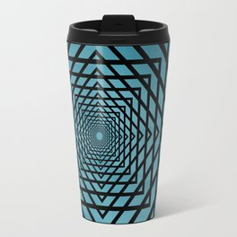 Eternally Blue Travel Mug