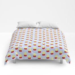 Dole Whip Pattern Comforters