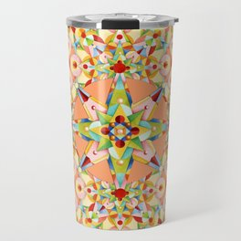 Starburst Confetti Travel Mug