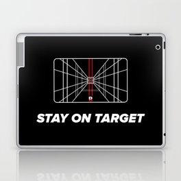 Stay on target Laptop & iPad Skin