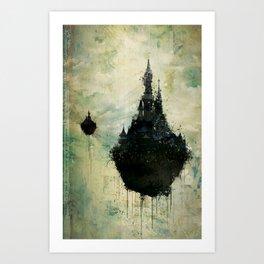 pal.ace Art Print