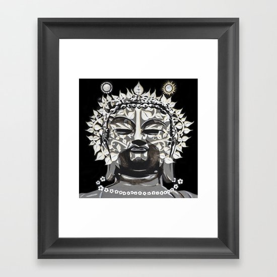 The Bodhi Tree Framed Art Print