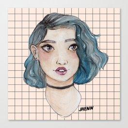 Be Uniq. Canvas Print