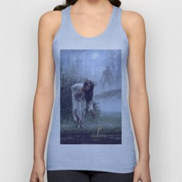 Midsummer night's dream Unisex Tank Top