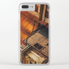 Dynamic versus the ordinary Clear iPhone Case