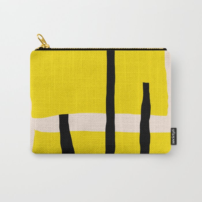 Yellow dream Carry-All Pouch
