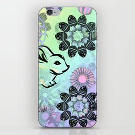 Easter Egg Pattern iPhone Skin