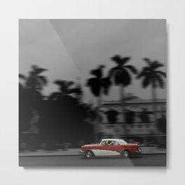 Cuba Vive! Metal Print