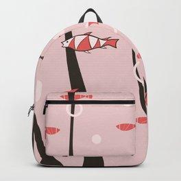 Zen Fishes Backpack
