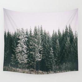 Winter VIII Wall Tapestry