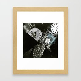 timemarch Framed Art Print