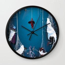 Good catch Wall Clock