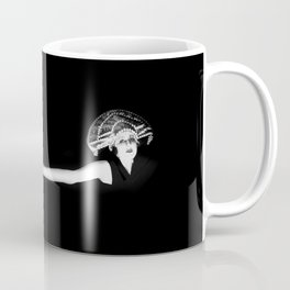 Touching From a Distance Coffee Mug