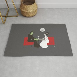 The Horror of Love Rug