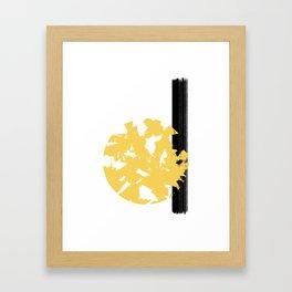 Abstract Sun #society6 #abstractart Framed Art Print