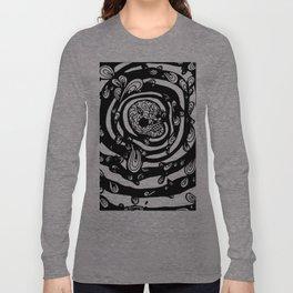 Spiraling Long Sleeve T-shirt