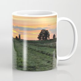 West Somerton Sunset Coffee Mug