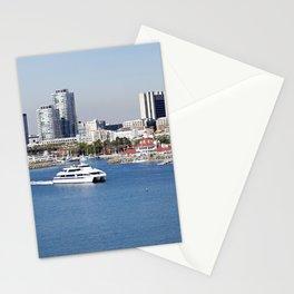Shoreline Village in Long Beach, California Stationery Cards