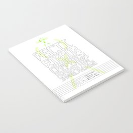 ASCII Ribbon Campaign against HTML in Mail and News – White Notebook