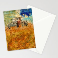 WHEN THE DUST SETTLES Stationery Cards