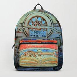 Keep Wimberley Wonderful  Backpack
