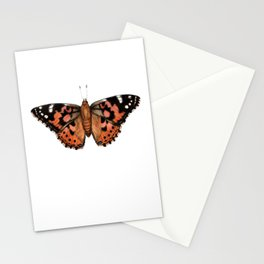 Painted Lady (Vanessa cardui) Stationery Cards
